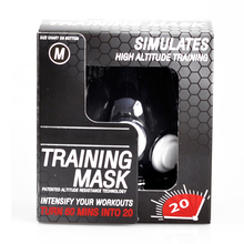 Free Shipping New Mask 2.0 High Altitude Mask Men Fitness Supplies Sports Training Mask Outdoor Fitness Equipment(China (Mainland))