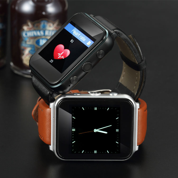 Hot sale superior quality 1.3 megapixels swap smart watch and phone(China (Mainland))