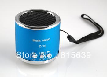 Portable Mini Speaker MUSIC speaker+Mini speaker +100% original quality+Free Shipping+for Tablet MP4 MP3+Gift box pack