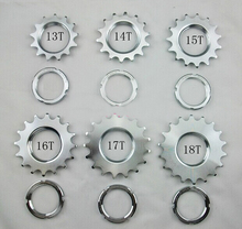 FIXED GEAR 13T 14T 15T 16T 17T 18T Bicycle Freewheel fixed gear ring  Bicycle Parts free shipping(China (Mainland))