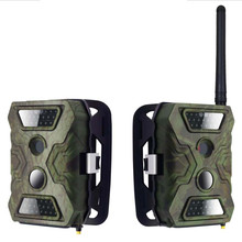 "Hunting Camera S680M 12MP HD1080P 940NM 2.0"" LCD Trail Camera With MMS GPRS SMTP FTP GSM Trail Hunt Game(China (Mainland))"