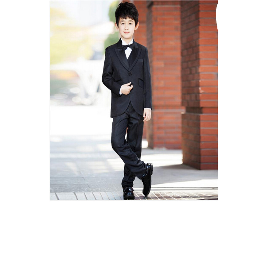 Фотография Fashion and comfortable personalized clothing boy leisure suit/boy children for formal dress at her wedding