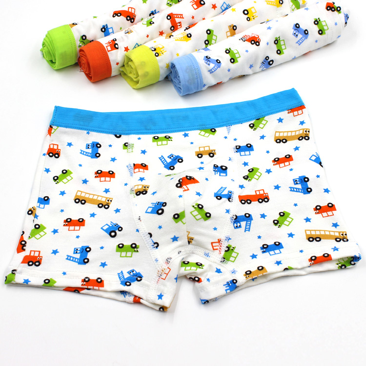 boys cotton cartoon boxers kids Baymax panties children home casual short pants shorts cartoon underwear calcinha cueca bragas
