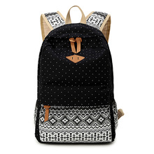 Korean style women bookbags