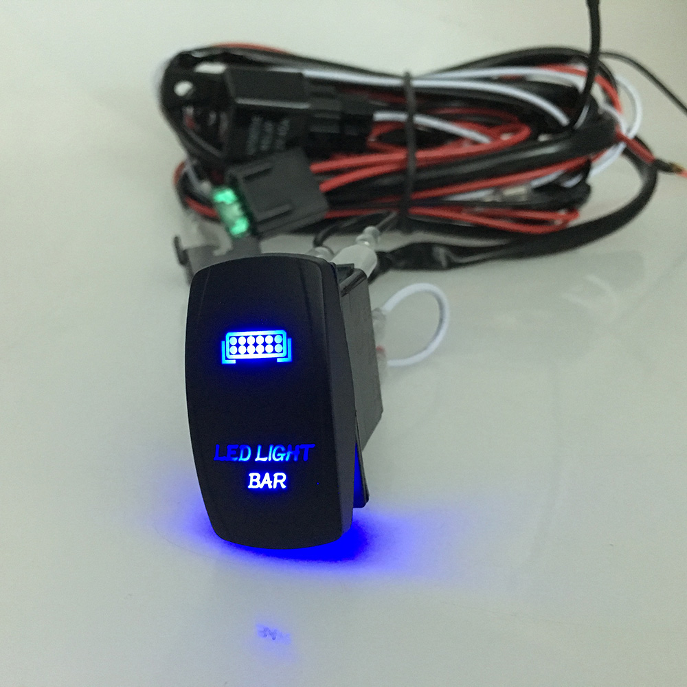 LED Light Bar Rocker On/Off Switch with Relay Wiring Harness Kit 12V on boat trailer hitch, boat trailer washer, boat trailer stand, boat trailer adapter, boat trailer bushing, boat trailer wiring, boat trailer bracket, boat trailer connectors, boat trailer wheel, boat trailer cover, boat trailer plug, boat trailer seal, boat trailer jack, boat trailer motor, boat trailer tires, boat trailer lights, boat trailer bearing, boat trailer distributor, boat trailer actuator, boat trailer step,