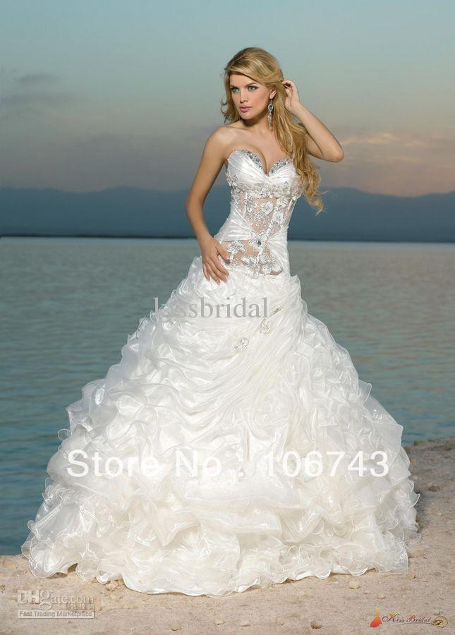 Online Wedding Dresses Not From China