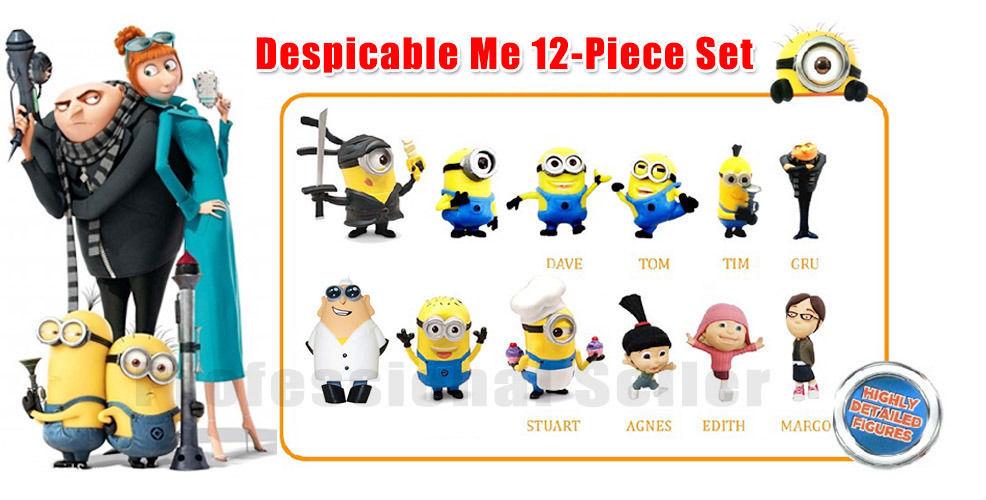 despicable me minion names - photo #32