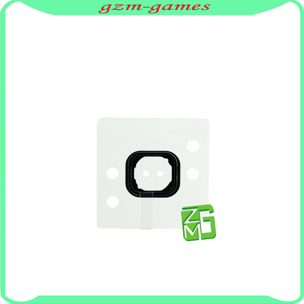 20pcs/lot free shipping Home Button Rubber Gasket for iPhone 6