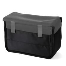 Insert Padded Camera Bag DSLR Inner Folding Divider Partition Protect Case Gray LF680