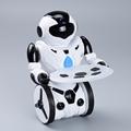 2017 JXD RC Robot Intelligent Balance Wheelbarrow Remote Control Robot Toy Gesture Battle Action Figure Toy