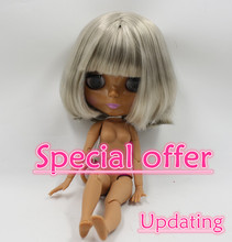 Nude Doll blyth doll factory blyth doll special offer toy doll, always update(China (Mainland))