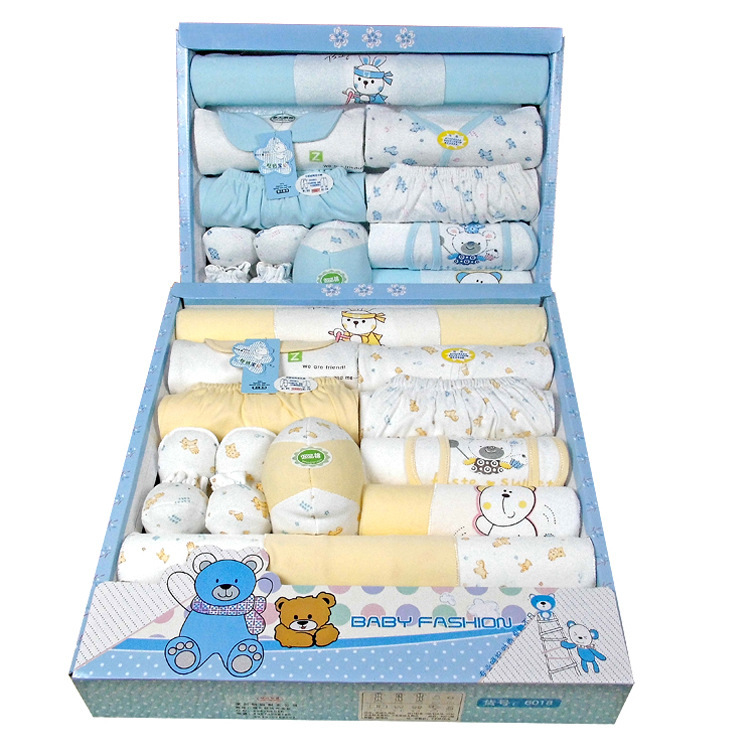 Baby Gift Set Packaging : Aliexpress buy new newborn baby gift boxes set