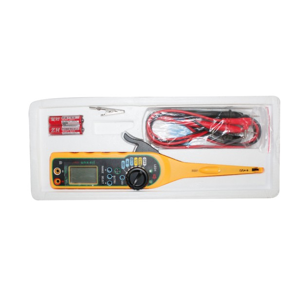 NEW Multi-function Car Auto Power Electric Circuit Tester Multimeter+Lamp+Probe+Light 0-380Volt(China (Mainland))