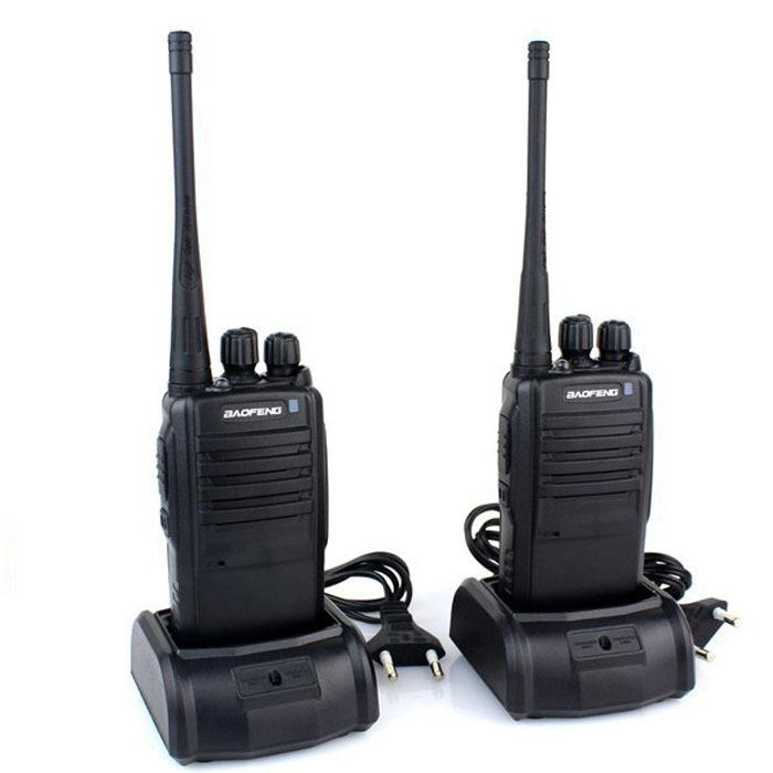 BaoFeng -388A a pair of mini handheld Walkie Talkie UHF 400-470 MHz 5W 16CH Portable walkie talkie cheap radio 2pcs/set(China (Mainland))