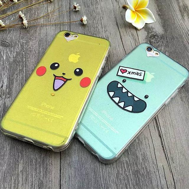 Case iPhone 6/6S Pikachu Spotted różne wzory