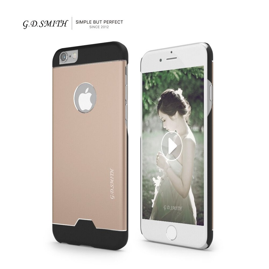 G.D.SMITH Luxury Cover Case for iPhone 6 6s Fashion Phone Fundas For Apple iPhone 6 6 s 4.7 inch Retail and Wholesale 2016 New(China (Mainland))