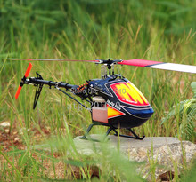 New updated version 480n18 oil fuel rc helicopter drone the flapless plane Power and fuel performance w/ 6/9ch remote contrller(China (Mainland))
