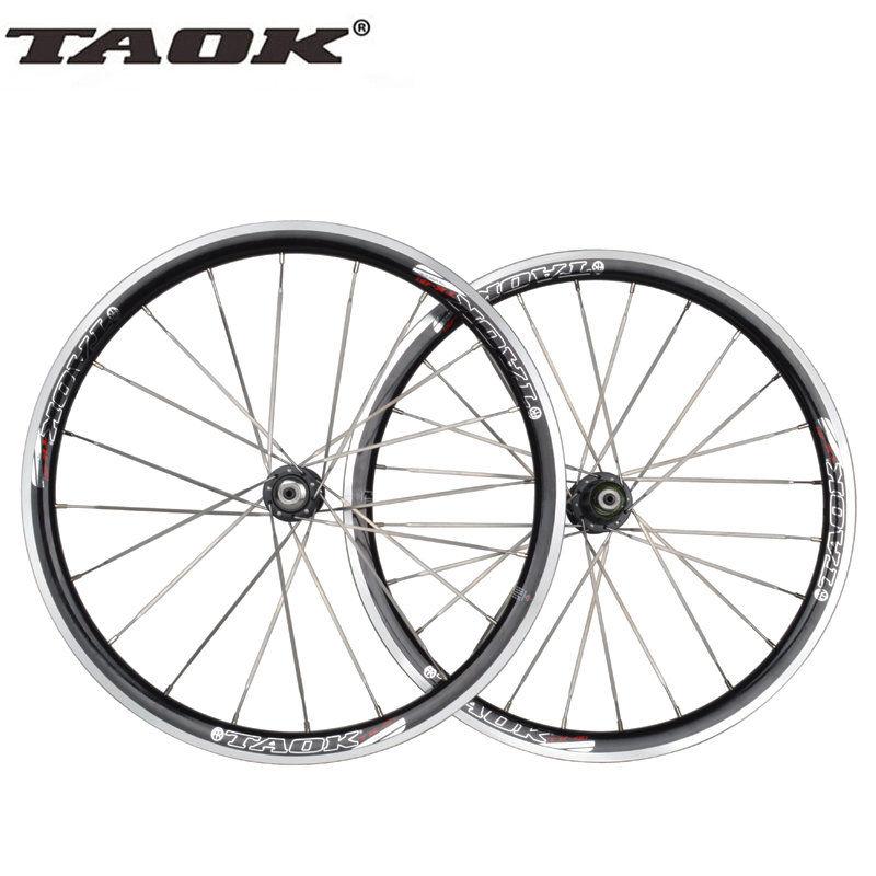 Здесь можно купить  2015 New Product MTB TAOK 451 Mountain Bike 20 Inches Wheelset Road Bicycle Aluminum Aolly Wheelset Vbrake And Disc Brake Rims  Спорт и развлечения