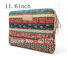 "Fashion Laptop Case Bag For 11.6 "" Inch Macbook Air Bohemia style B(China (Mainland))"