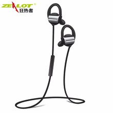 Zealot H3 Sport Stereo Wireless Bluetooth4.1 In Ear Earphone With Mic Sweatproof Earbuds Noise Reduction Portable Sport Earphone
