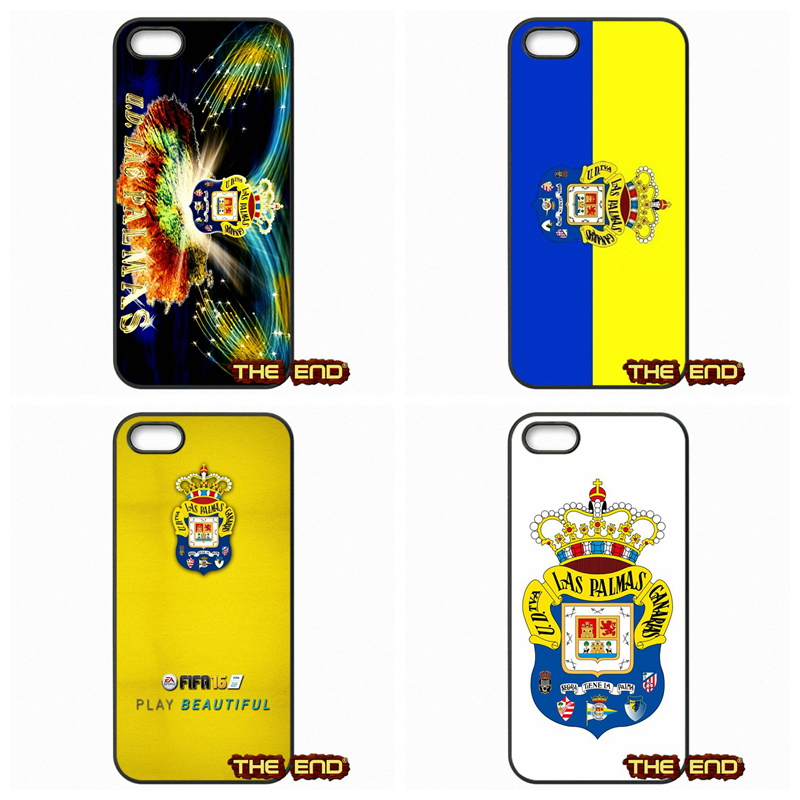 ud las palmas logo Hard Phone Case Cover Shell Capa For Apple iPod Touch 4 5 6 iPhone 4 4S 5 5C SE 6 6S Plus 4.7 5.5(China (Mainland))