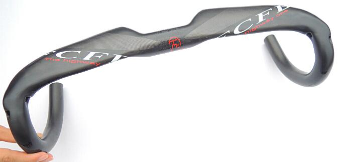 2015 FCFB FW Internal road handlbar new top carbon fiber road bends to the carbon handlebar free shipping(China (Mainland))