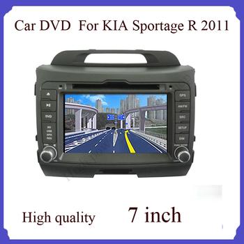 Car DVD,GPS,IPOD,TV, Radio,USB,SD player for KIA Sportange 2011 device high quality 7 inch Touchscreen