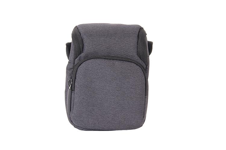 Vintage Canvas DSLR Camera Bag Case Travel Backpack One Shoulder Messenger for Nikon Sony Canon Camera Waterproof(China (Mainland))