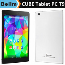 Cube T9 Octa-core 9.7″ 2048*1536 QHD Capacitive IPS Touch Android 4.4 MTK8752 Tablet PC with GPS, Bluetooth, Wi-Fi