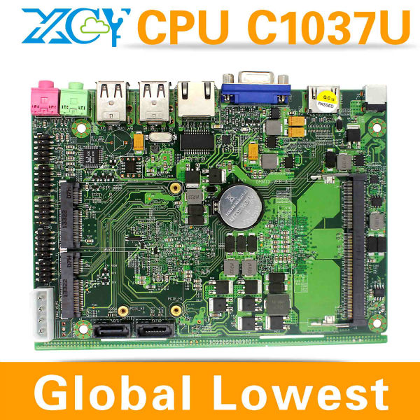 POS MINI ITX Motherboard ,motherboard desktop ddr3 air tv box ,Wholesale,a low price good qaulity !!(China (Mainland))