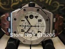 2013 relojes de Mens nuevo sin uso crono de cuarzo japón cronógrafo relojes compite con el reloj relojes grandes Limited Band relojes