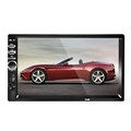 2DIN 7 HD in Dash Car LCD Touch Screen Radio MP5 Player Bluetooth Handsfree Stereo MP3
