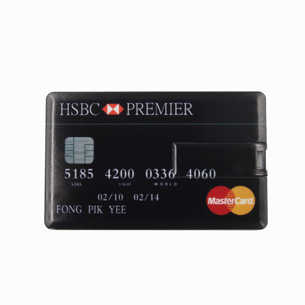 Download image 4gb credit card shaped usb flash drive pictures photos