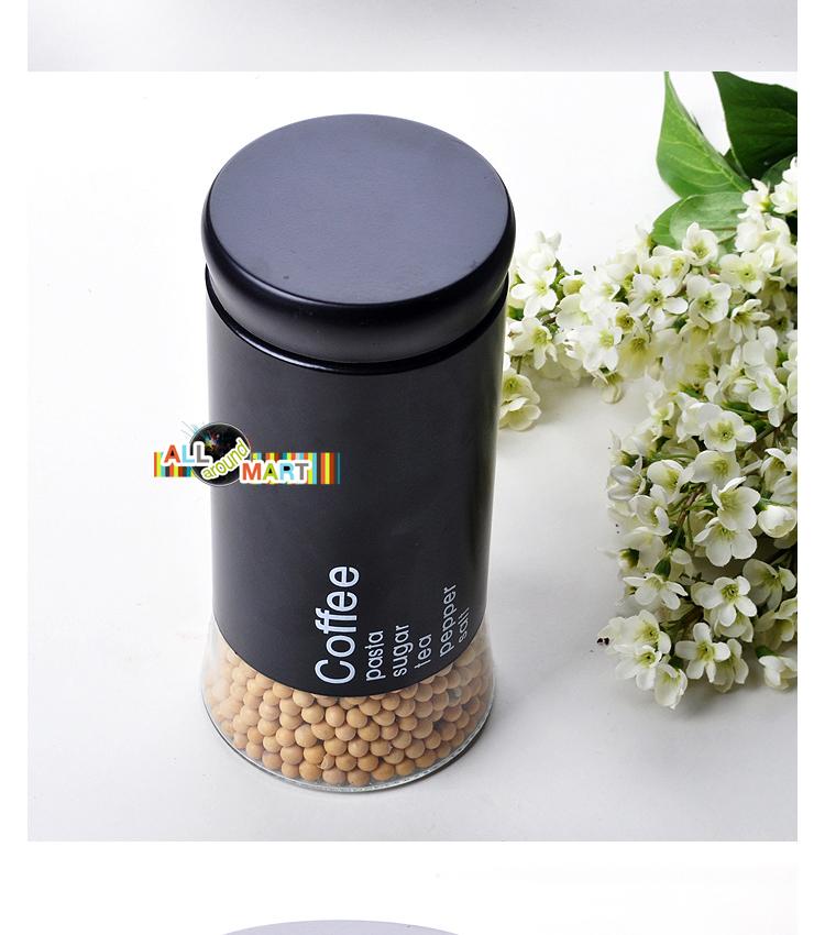 Small Stylish Pepper Sugar Salt Tea Coffee Seasoning