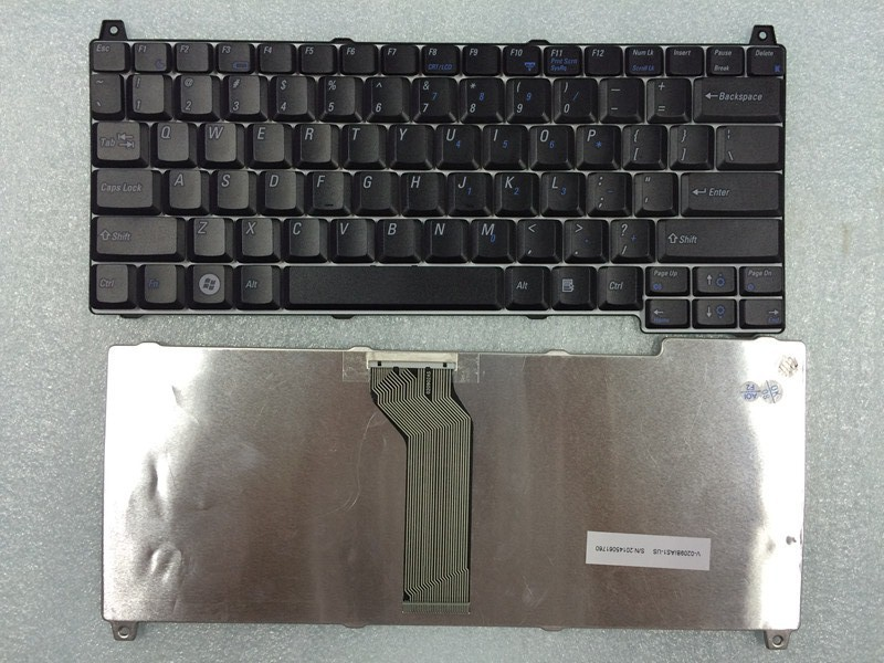 US free shipping Brand new and original for DELL Vostro 1310 1320 v1310 M1310 M1510 v1510 English laptop replacement keyboard(China (Mainland))