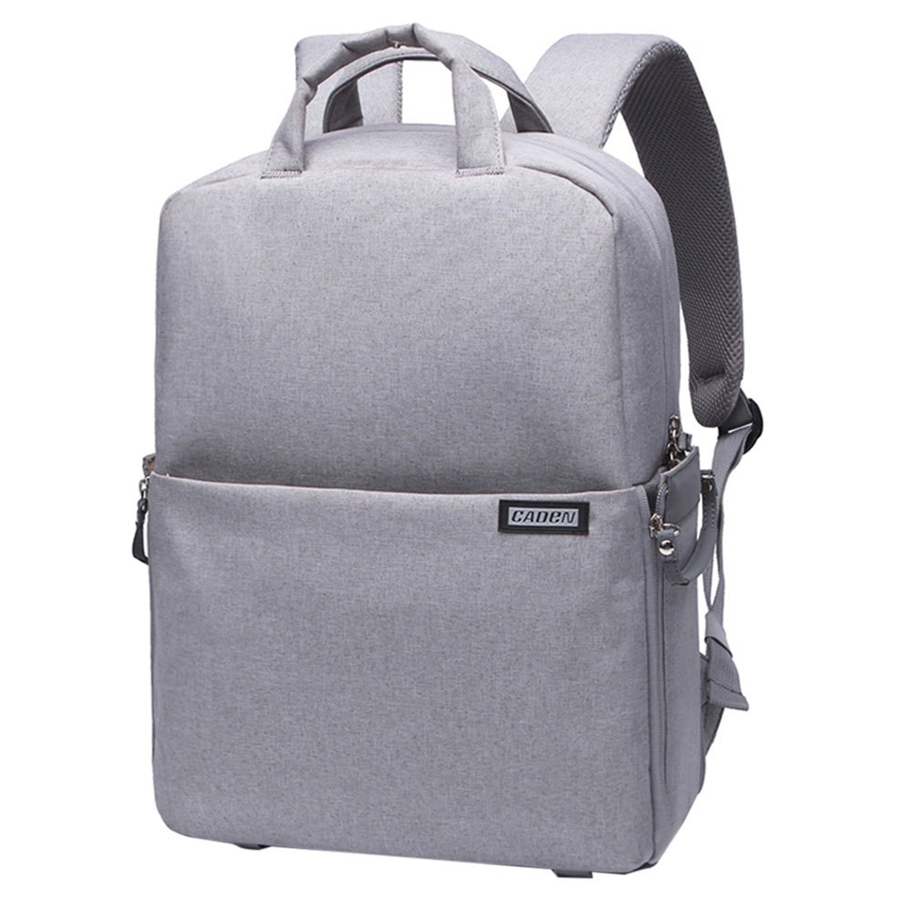 New Pattern CADEN L5 Camera Backpack Bag Stylish Nylon Multifunction Shockproof Video Photo Bags Fit For Canon 50D 60D 100D 550D(China (Mainland))