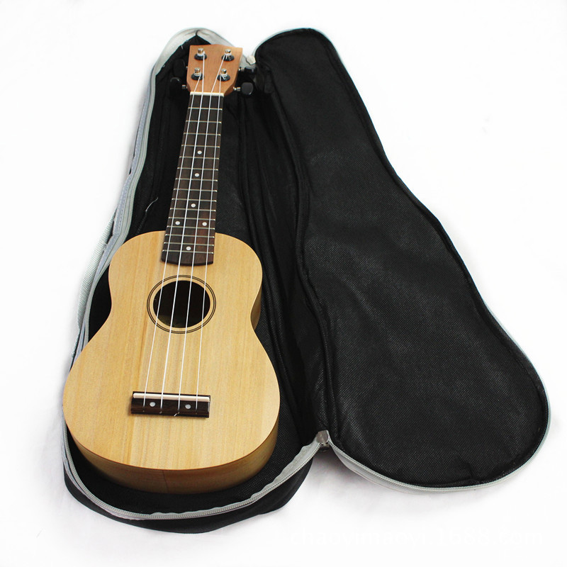 New Arrival Hot Sale Bass Electric Guitar Bag Acoustic Set Waterproof Portable Guitar Soft Case Straps Pocket Guitar Accessories(China (Mainland))