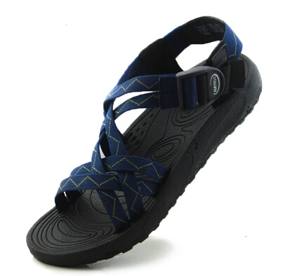 Vietnam shoes male sandals lovers design outdoor men's sandals summer casual shoes(China (Mainland))