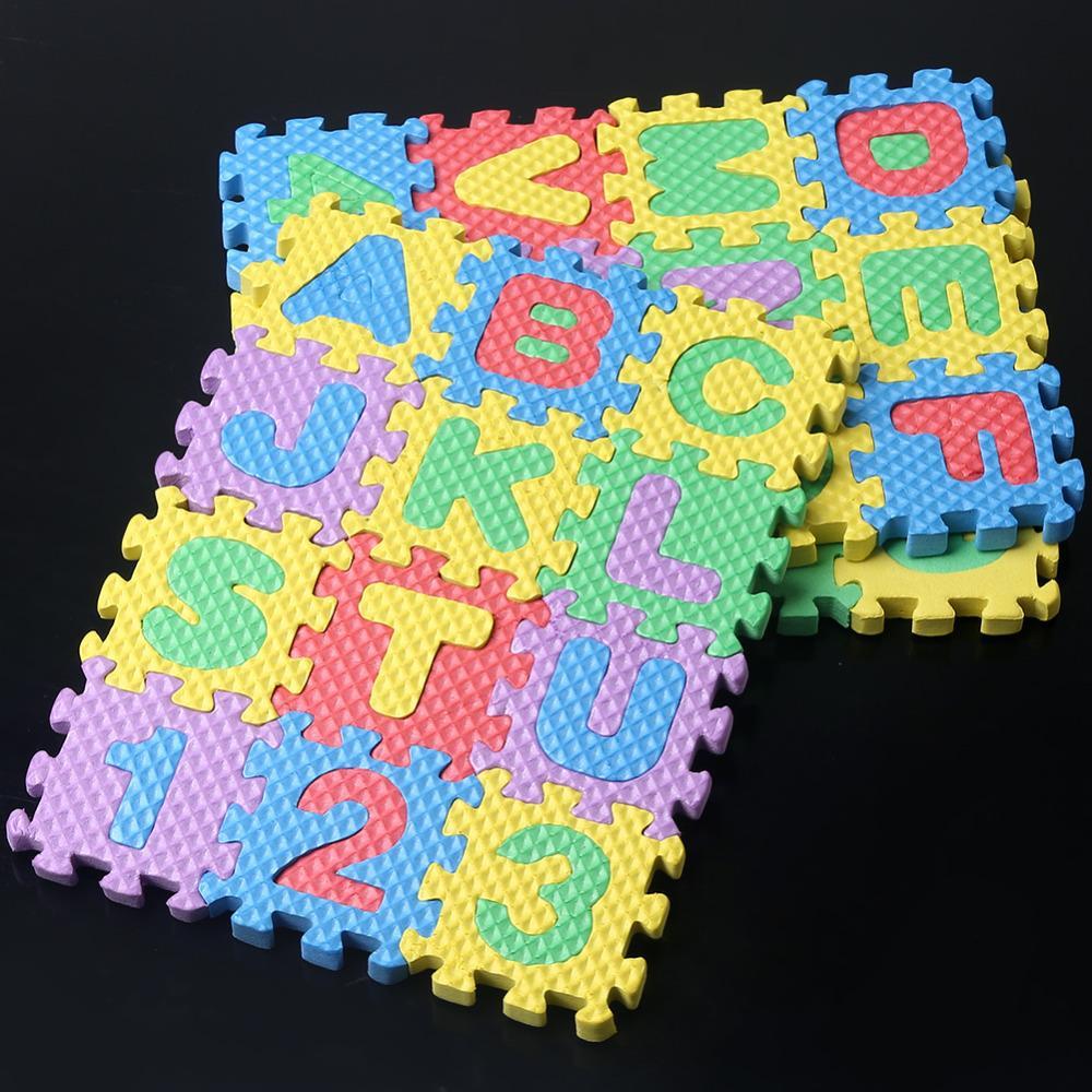 Mousse 36 Pcs Puzzle Pour