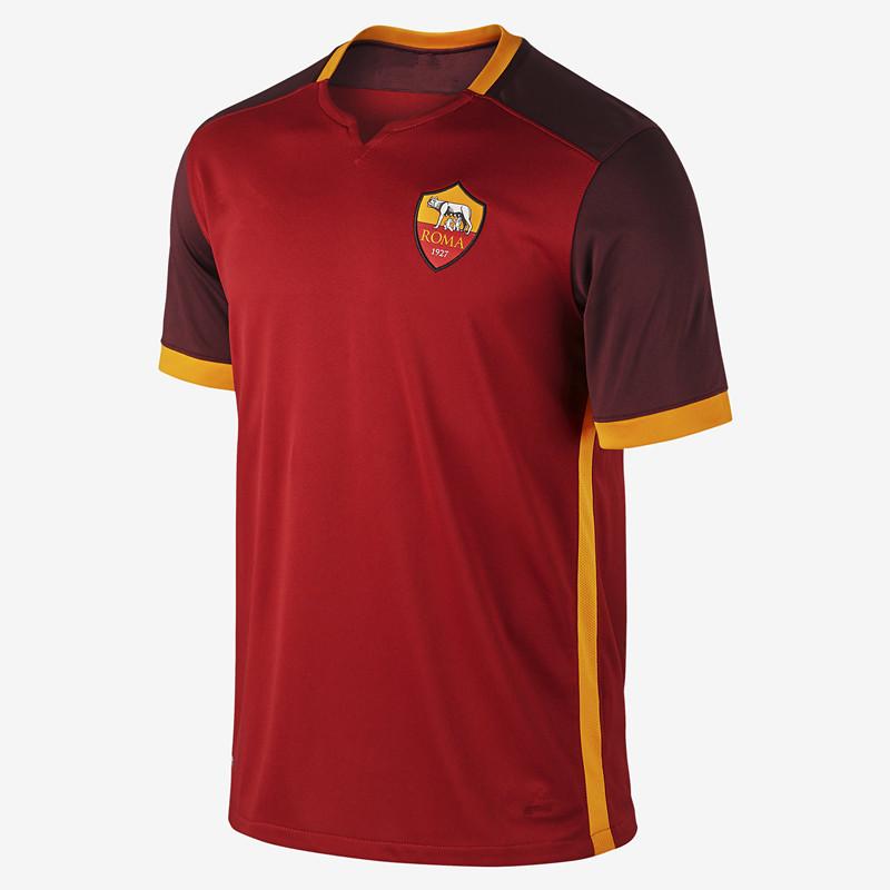 15-16 Roman arena football clothing Thai version football shirt clothing wholesale player version can be printed number(China (Mainland))
