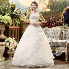 Cheap Real Photo Customized Princess Lace China 2016 Vintage Plus Size Wedding Dresses Bridal Gowns vestido de noiva 0031E(China (Mainland))
