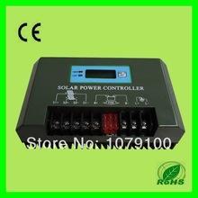 LCD and LED Display 60A 48V font b solar b font font b panel b font