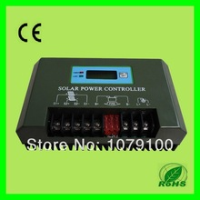 LCD and LED Display 60A 48V solar panel digital charger