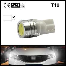 High Power T10 W5W 184 2450 2521 LED Door Light clearance Bulb 1W auto car led lamp corner parking light white