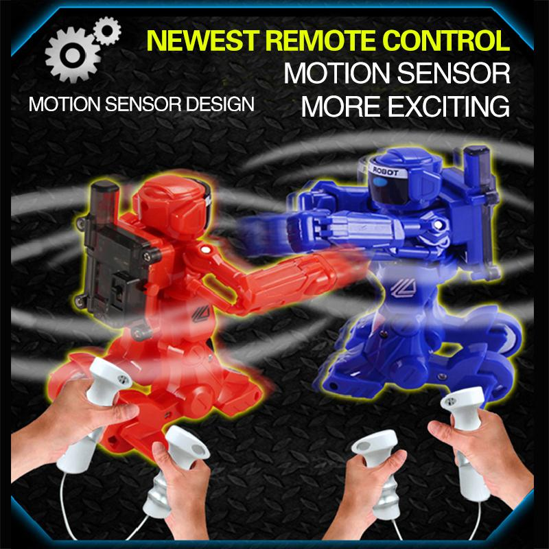 777-320 2.4G Remote Control Battle RC Smart Robots Novelty Toy Gift Power(China (Mainland))
