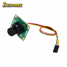 5.8G/1.2G/2.4G 4 Axles/6 Axles HD 700TVL CCD Mini Security Video PCB Board FPV Color Digital CCD Camera  Transmitter With NTSC