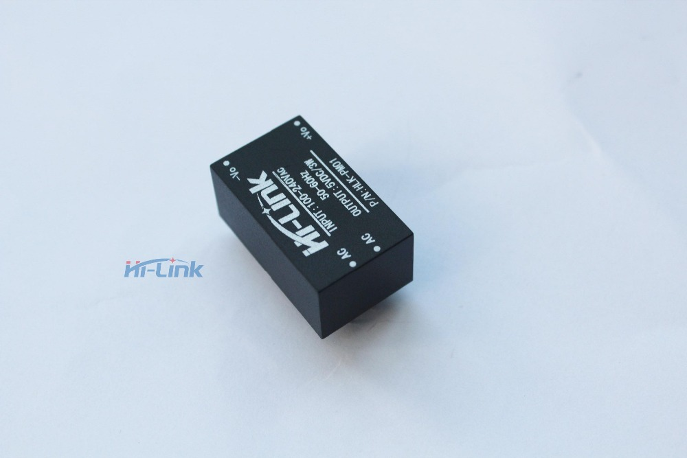 HLK-PM01 AC-DC 220V to 5V Step-Down Power Supply Module Intelligent Household Switch Power Supply Module(China (Mainland))