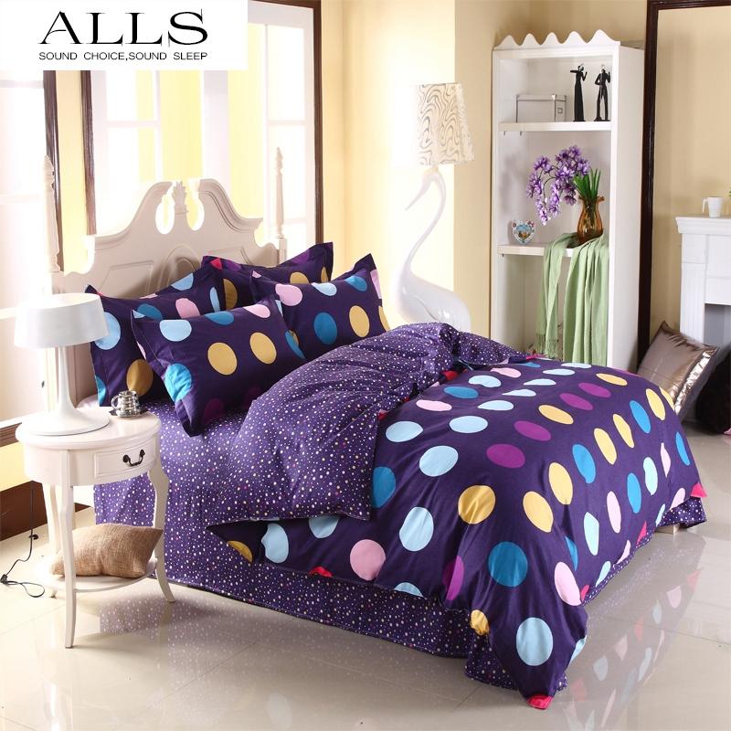 achetez en gros pourpre matelass couvre lit en ligne. Black Bedroom Furniture Sets. Home Design Ideas
