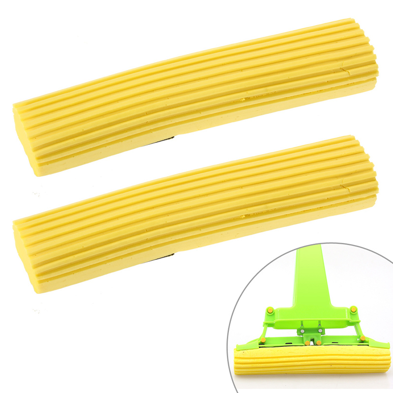 2pcs Household Sponge Mop Head Refill Replacement Home Floor Cleaning Tool Free Shipping PULI(China (Mainland))