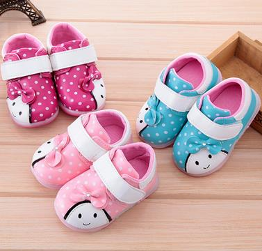 Baby toddler shoes baby mocassins leisure first walkers brand spring autumn soft bottom single shoes girl cute zapatos de nina6b